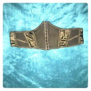 Waist Cincher Zip Up Belt